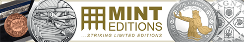 Mint Editions Mobile Banner