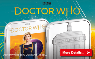 Cl Doctor Who Ingots Small Homepage Banner 322Px