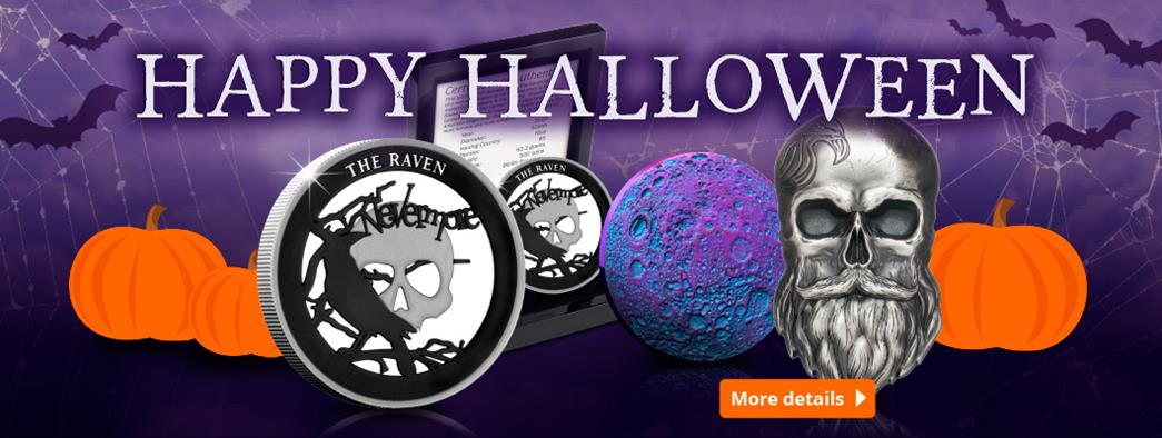 Happy Halloween! Introducing our spooky range!