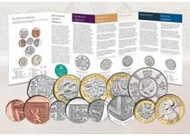 The 2020 Annual Coin Set issued by the Royal Mint to a Brilliant Uncirculated finish. Also included in the set are 5 new commemorative coins issued for 2020. 13 coins total.