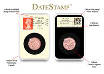 Mark Brexit with a strictly limited Sovereign DateStamp™. Only 995 available worldwide.