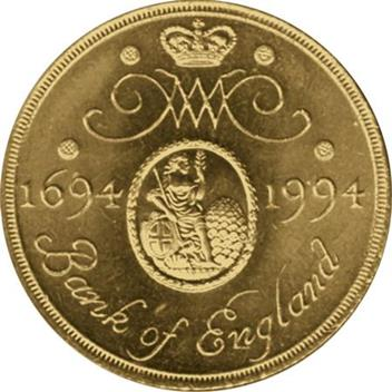 UK 1994 £2: Bank of England