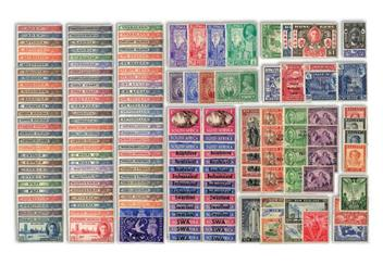 L253 - 1946 Victory Stamp Collection