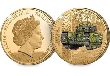 ST-Tanks-in-Action-Churchill-Tank-Gold-Plated-Coin-Web-Images1