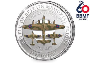 BBMF CuNi Proof 5 Pound Coin Reverse.png