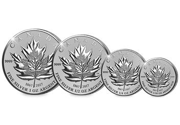2017 Maple Leaf Coins