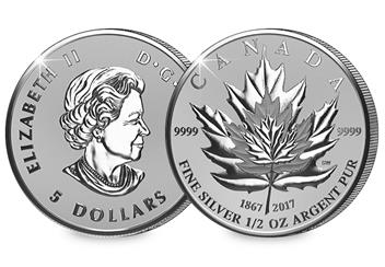 2017 Maple Leaf Coin 2