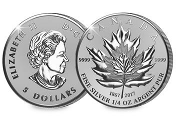 2017 Maple Leaf Coin 4
