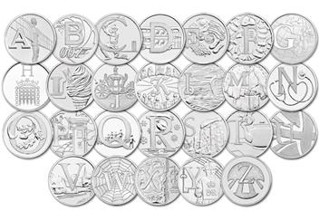 A-Z-Complete-Early-Strike-10p-Set-Coins