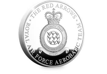 Red Arrows Signature Reverse
