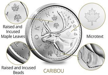 Canada Security Test Token Set Caribou Features