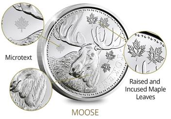 Canada Security Test Token Set Moose Features