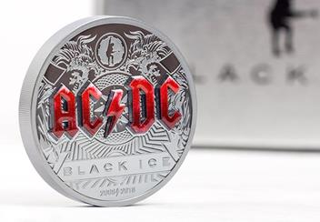 2018 Acdc Black Ice 2Oz Silver Black Proof Coinreverse4