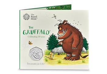 2019 Gruffalo 50P Coin Product Images4