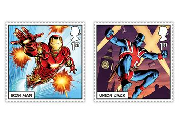 At 2019 Marvel Stamps Collector Card Product Images Stamps 2 1