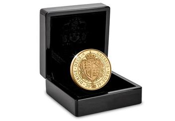 Eic 2019 Queen Victoria Gold Proof Sovereign In Display Case