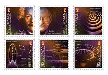 Stephen Hawking Large Cover Product Images All Stamps 1