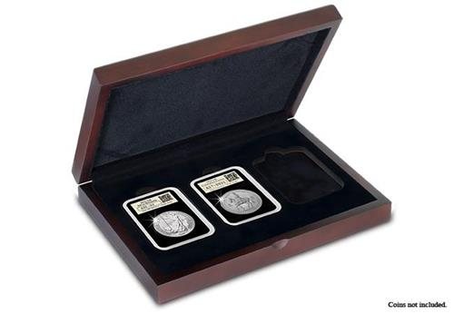 DateStamp™ Deluxe Triple Presentation Case