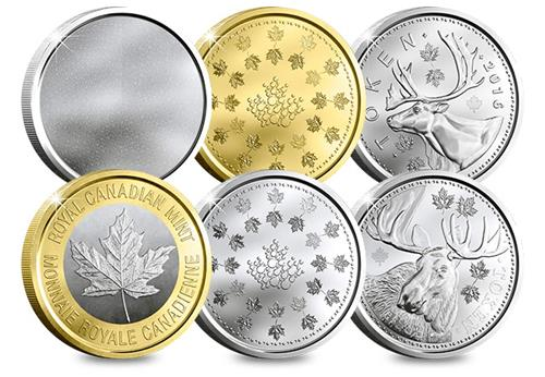 Canada Security Test Token Set